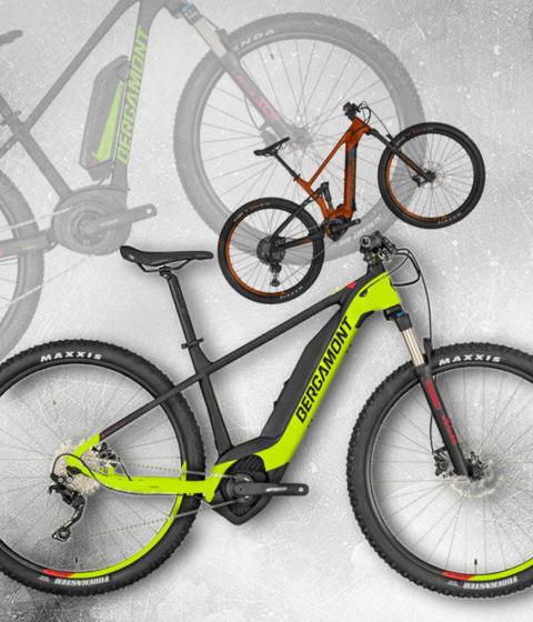 Elektro-Mountainbikes Bergamont
