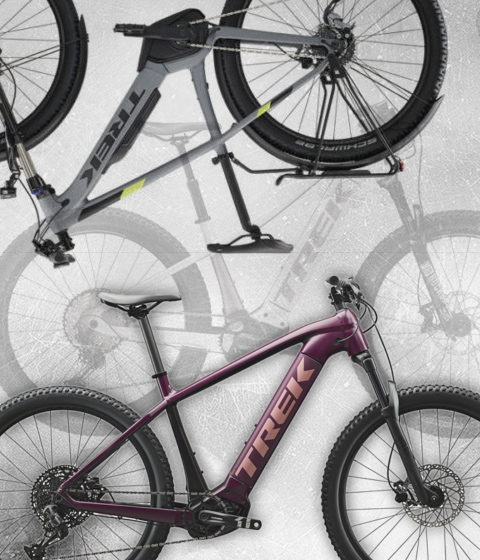 Elektro-Mountainbikes Trek