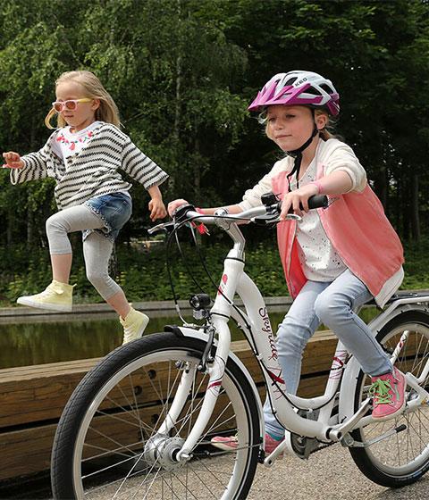 Kategorie Kinderräder